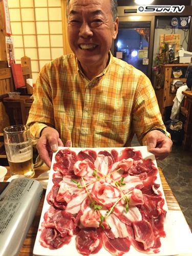 アグー鍋(肉)