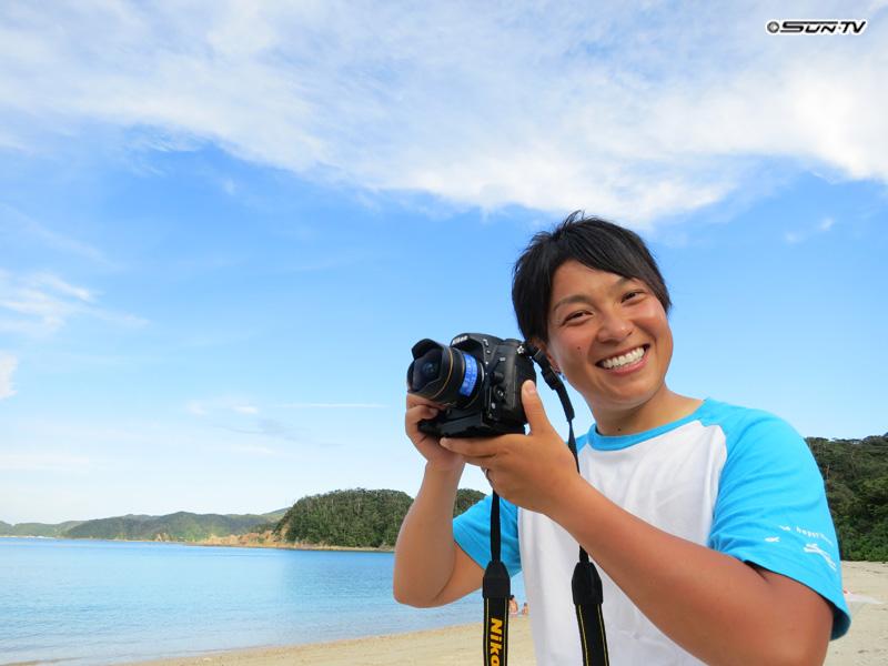 撮影場所:鹿児島県・加計呂麻島