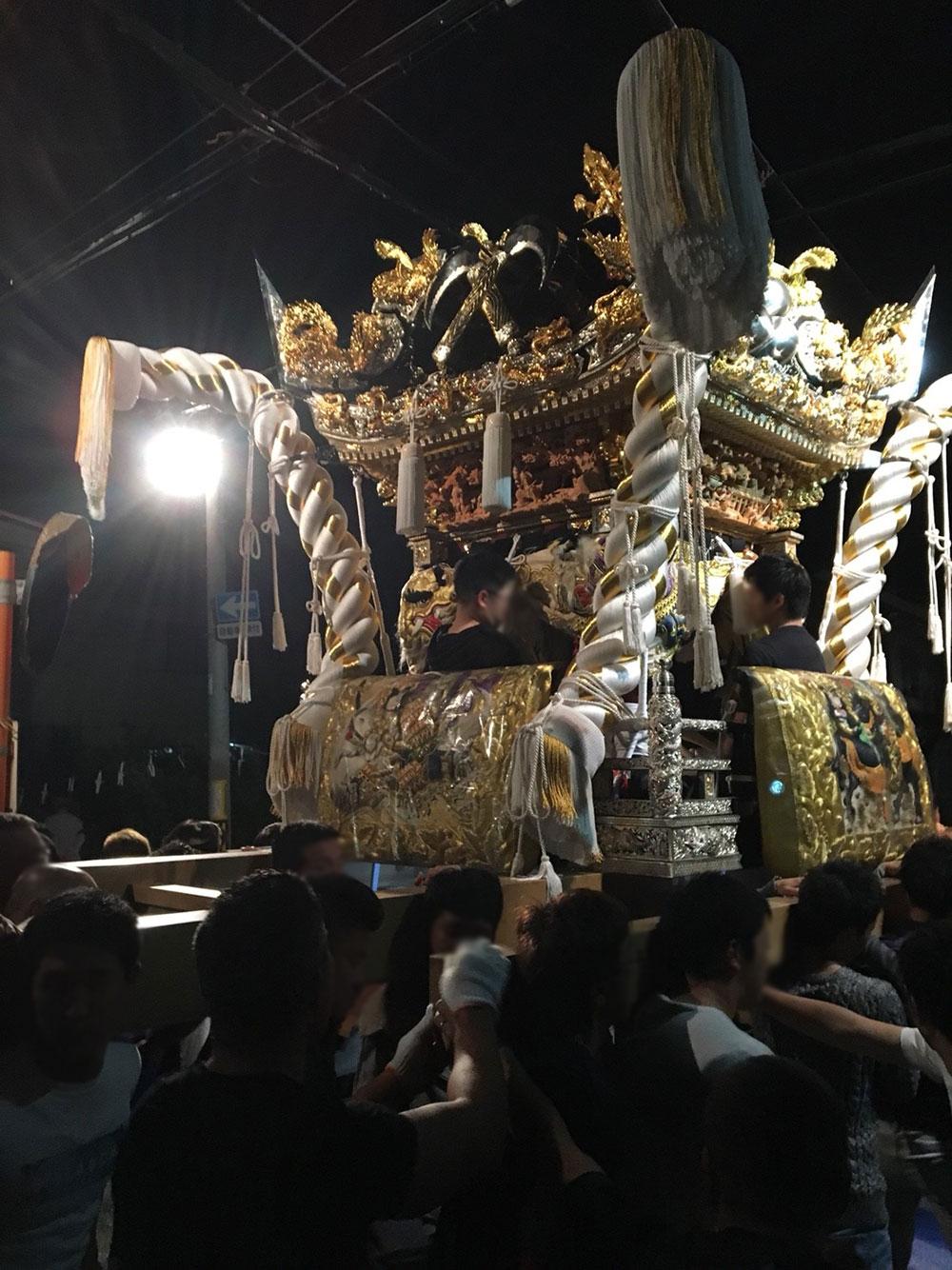 祭はおもろい by.とましぃさん