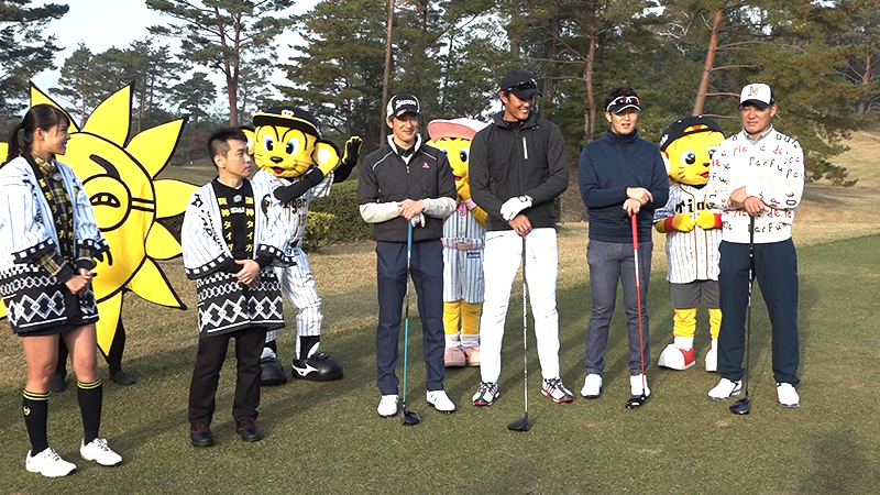 タイガースゴルフ2019